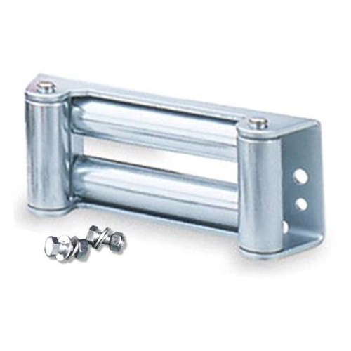 4X4 ROLLER  FAIRLEAD - STEEL CABLE USE ONLY (OFF-ROAD RECOVERY)