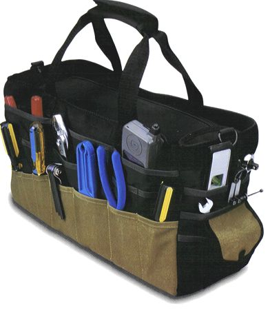 18 inch RECOVERY KIT BAG (4X4 VEHICLES)