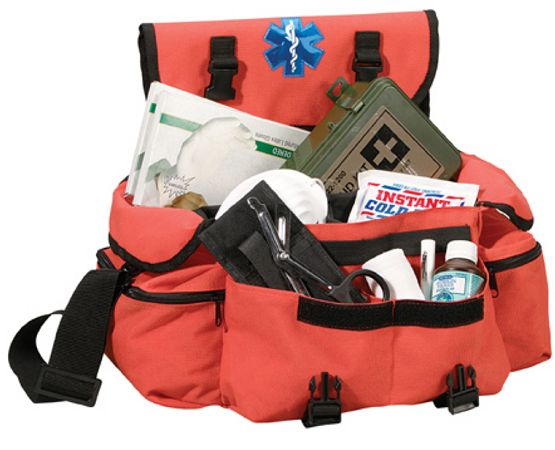 FIRST RESPONSE KIT BAG (4X4 OFF-ROAD VEHICLES)