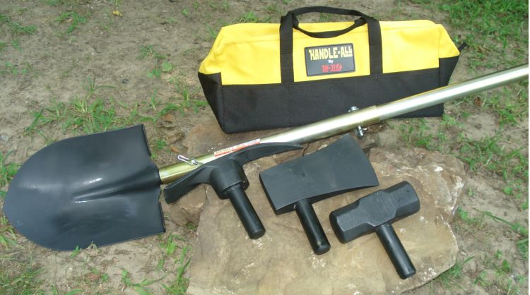 The HiLift Handle-All Off-road Kit (OFF-ROAD RECOVERY)