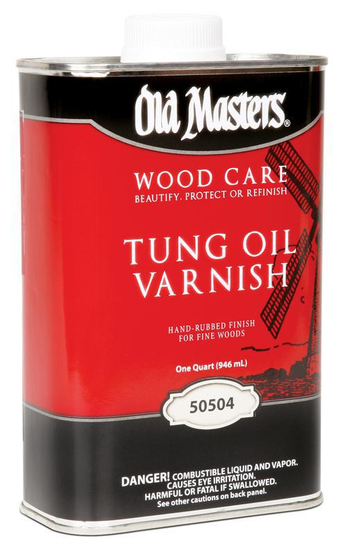 50504 QT TUNG OIL VARNISH
