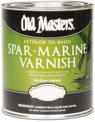 92504 QT SG SPAR VARNISH