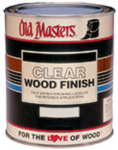 92810 Spray Semigloss Clear Wood Finish