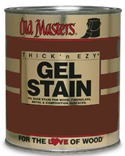 Quart Dark Walnut Gel Stain