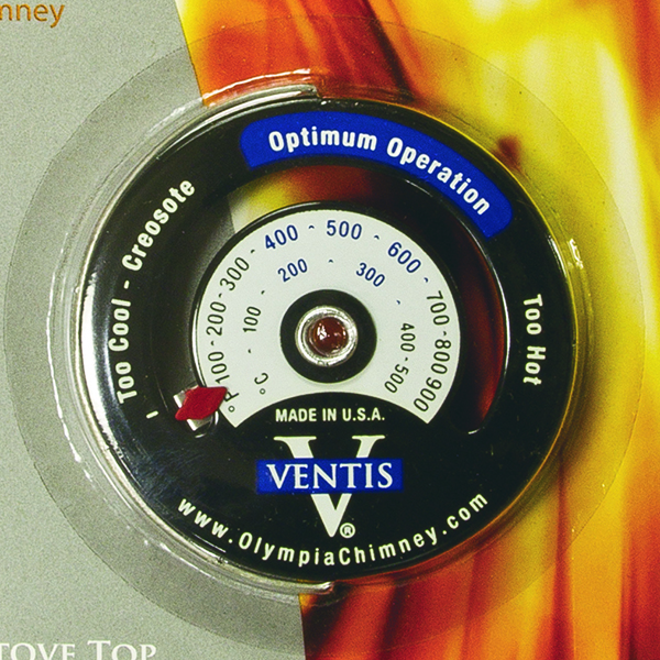 THERM-ST - Inferno Stove Thermometer