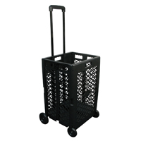 CART MESH WHEELED PACK-N-ROLL