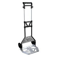 CART 150LB W/STEEL TOE PLATE