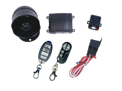 Omega Keyless Entry and Security starter interrupt two 4 button transmitters