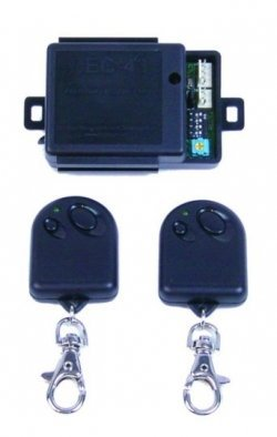 Omega 3 Channel Rec with Transmitters