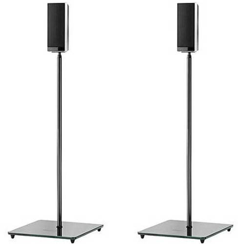 Omnimount El0 B El0 Audiophile Speaker Stands, 2 Pack
