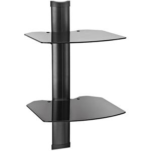 Omnimount Tria 2 B Tria 2-Shelf Wall Furniture System