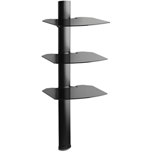 Omnimount Tria B Tria 3-Shelf Wall Furniture System