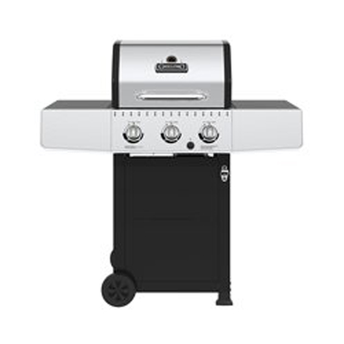 GRILL GAS LP 3-BURNER