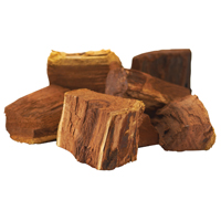 GrillPro 00221 Hickory Wood Chunk, 5 lb Bag