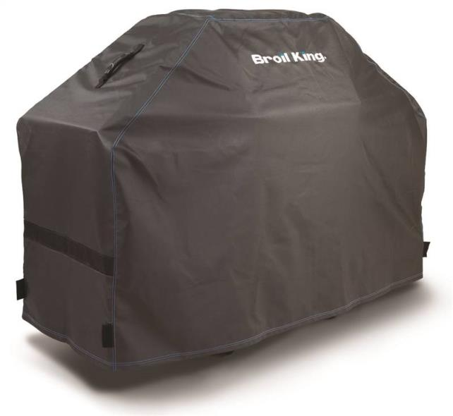 Broil King 68470 Premium Grill Cover, For Use With Baron 300 Series, Monarch Series Grills, PVC