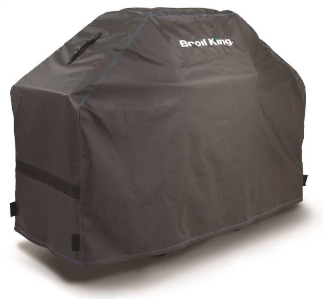 Broil King 68488 Professional Premium Grill Cover, For Use With Baron 500 Series, Crown 20/40 Grills, PVC