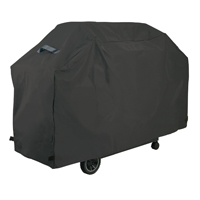 GrillPro E-Z Fit 50574 Deluxe Full Length Heavy Duty Large Grill Cover