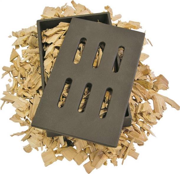 SMOKER BOX CAST IRON