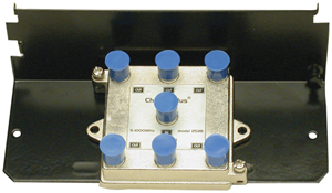 OPEN HOUSE H806 TV SPLITTER (6 WAY)