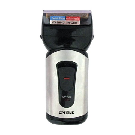 OPTIMUS 50040 CURVE RECHARGEABLE DOUBLE BLADE WET DRY MENS