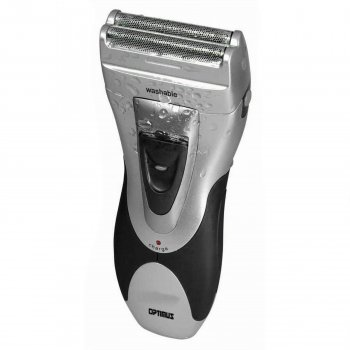 OPTIMUS 50041 CURVE RECHARGEABLE DOUBLE BLADE WET DRY MENS