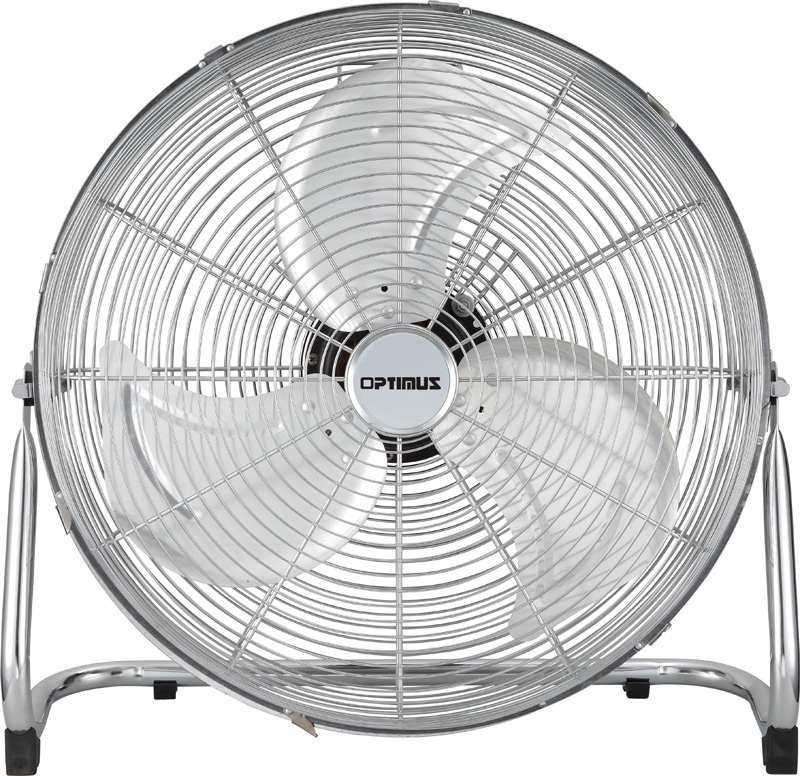 OPTIMUS F4122 12 INCH INDUSTRIAL GRADE HIGH VELOCITY FAN WITH