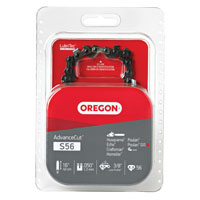 Oregon S56 Premium Replacement Chain Saw Chain, 3/8 in X 16 in