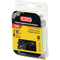 Micro-Lite Oregon G66 Replacement Chain Saw Chain, 3/8 in x 16 in