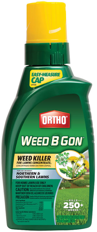 KILLER WEED LAWN CONC 32OZ