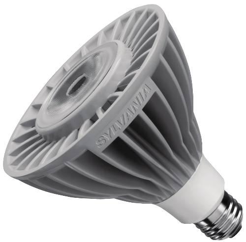 SYLVANIA ULTRA LED FLOOD LAMP, PAR38, 16 WATT, 3000K, 82 CRI, MEDIUM BASE, 120 VOLTS, DIMMABLE