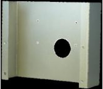 OUTBACK, FW-MB3-S, FLEXWARE MATE3 SURFACE MOUNT BRACKET