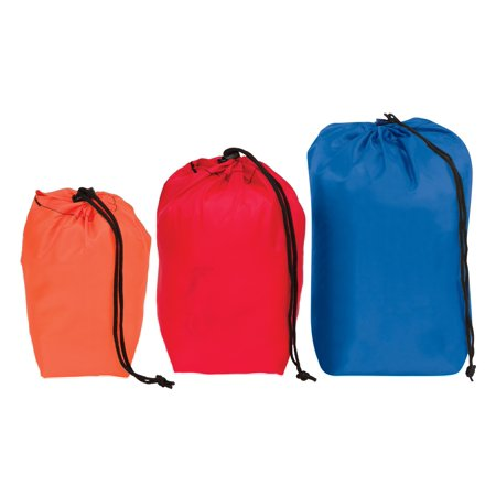 Outdoor Products Ditty Bag, 3 Pack