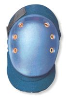 OccuNomix Rubber Cap Kneepads With Hook And Loop Closure