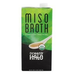 Broth Miso ( 6 - 32 FZ )