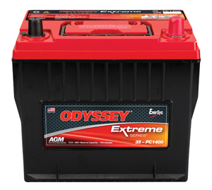 AUTOMOTIVE/LIGHT TRUCK/VAN BATTERY
