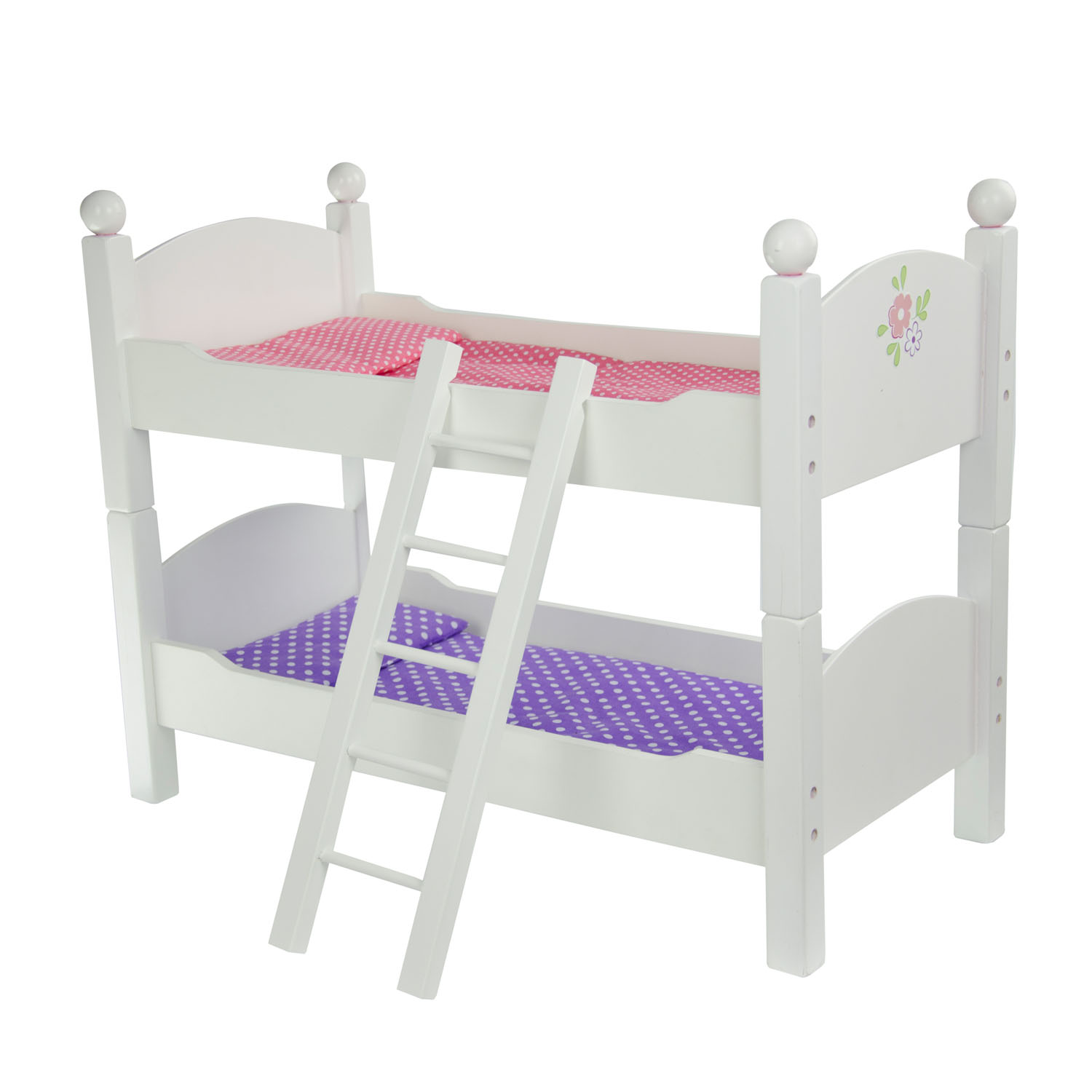 "Olivia's Little World Little Princess 18"" Doll Furniture - Double Bunk Bed"