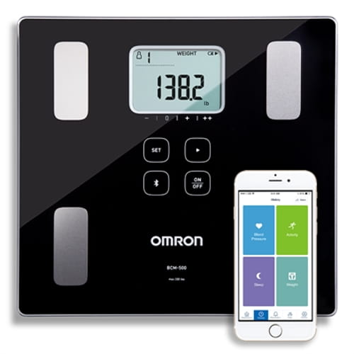 OMRON Body Composition Monitor