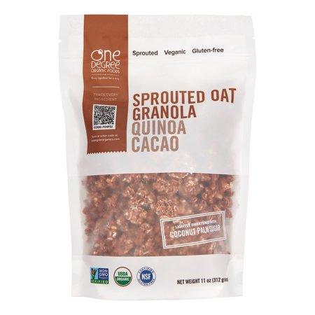 Quinoa Cacao Granola - Sprouted Oat ( 6 - 11 OZ )