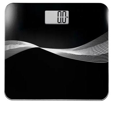 Robust Bath Scale 440LB Black