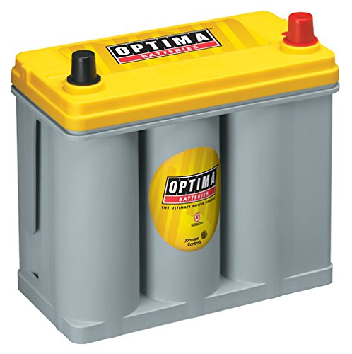 Batteries 8073-167 D51R YellowTop Dual Purpose Battery