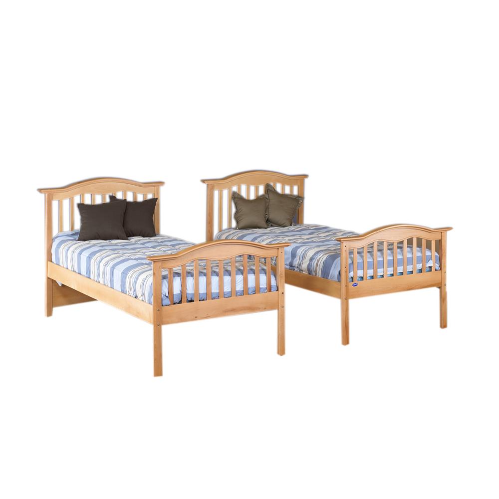 Bunk Beds BB 480/39-N Natural