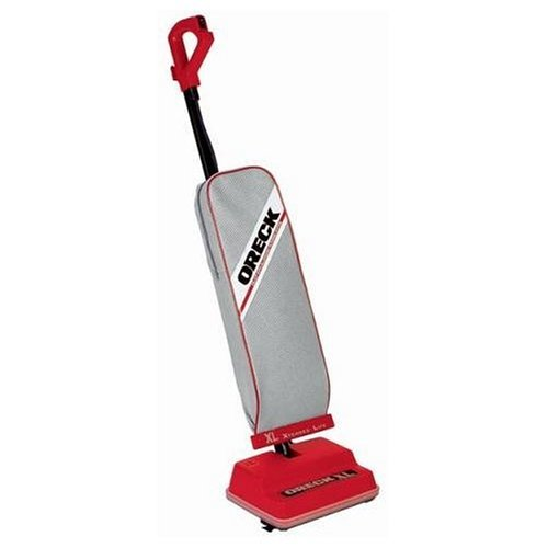 Oreck 8lb Commercial Upright Vacuum, Hypo Allergenic Outer Bag
