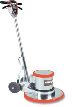 Extended FMH Floor Machine Series 15""
