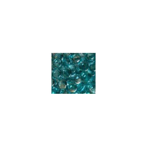 Outdoor Great Room Aqua Marine Colored Crystal Fire Gems