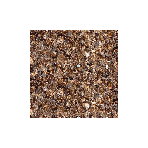Outdoor Great Room Copper Reflective Crushed Glass 5lbs