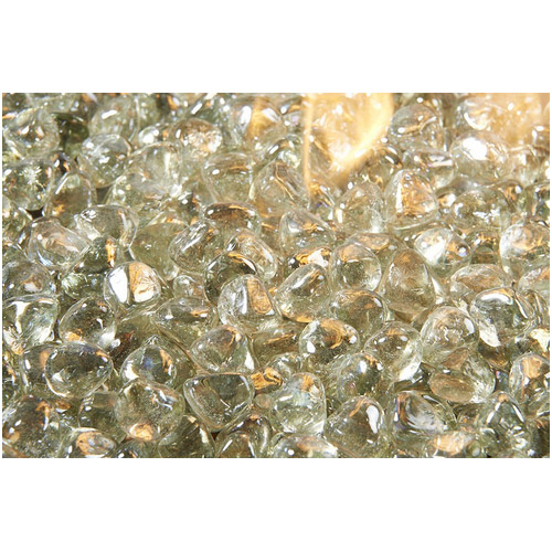Outdoor Great Room Crystal Fire Diamonds Large Clear 5lbs