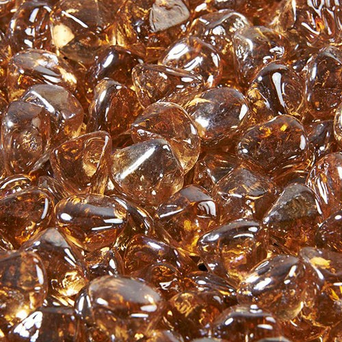 Crystal Fire Diamonds Large Copper 5lbs