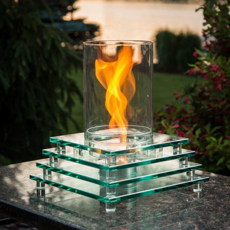 Harmony Gel Fueled Table Top Fire Pit