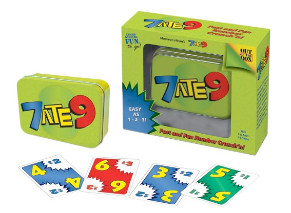 7 Ate 9 Card Game