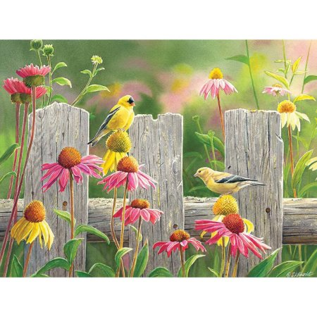 Pink & Gold 275 pcs Easy Handling puzzle